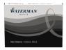Naboje do pióra Waterman krótkie 6 sztuk