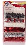 Zestaw do dekoracji - Gwiaździsty rubin