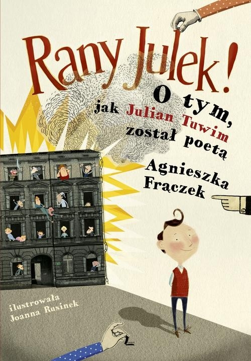 Rany Julek! (Uszkodzona okładka) Frączek Agnieszka