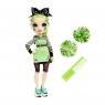Rainbow High: Lalka Jade Hunter - Cheerleaderka (572558EUC/572060)