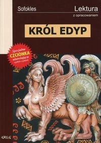 Król Edyp (Uszkodzona okładka) Sofokles