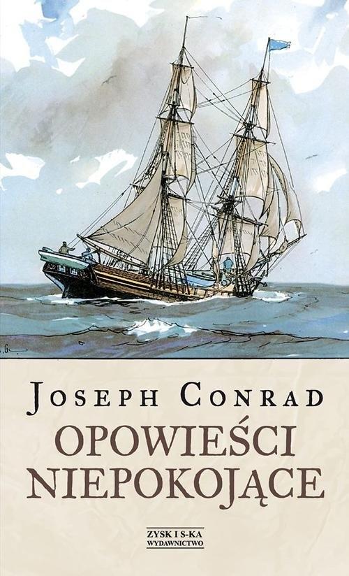 Opowieści niepokojące Conrad Joseph