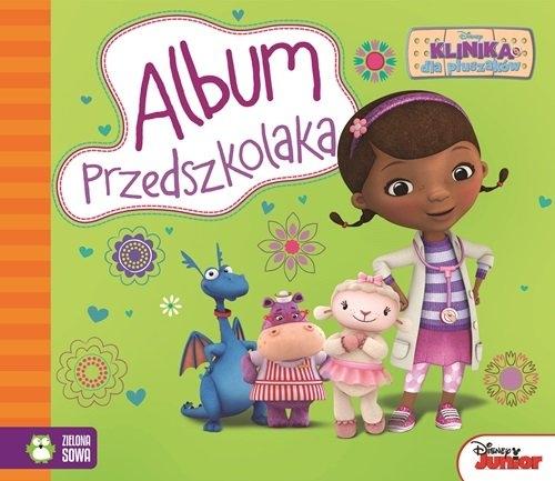 Album przedszkolaka  Dosia Disney (3191)