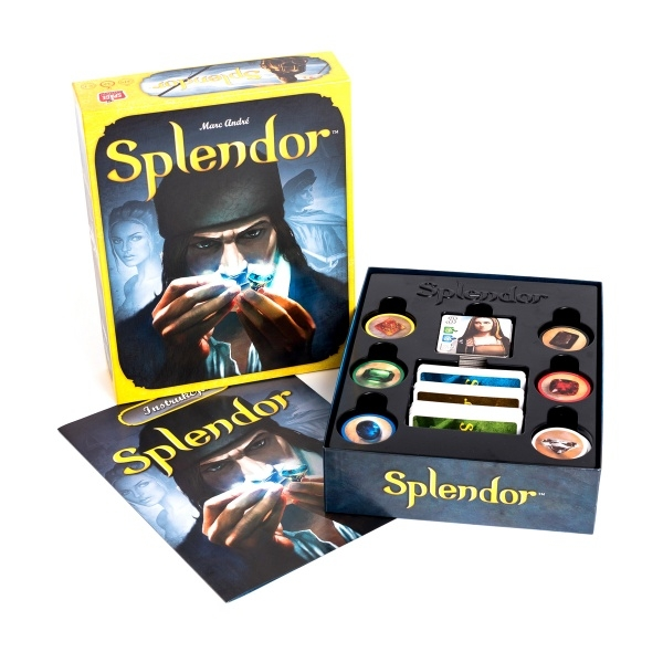 Splendor (28615) Andre Marc