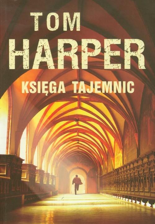 Księga tajemnic Harper Tom