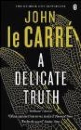A Delicate Truth. Empfindliche Wahrheit, englische Ausgabe