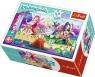 Puzzle mini 54: Wesoły dzień Enchantimals 3 TREFL