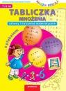 Nasza szkoła Tabliczka mnożenia z plakatem Zabawy i ćwiczenia matematyczne