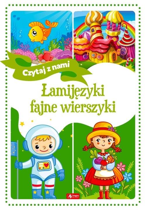 Łamijęzyki - fajne wierszyki Żywczak Krzysztof,Jabłoński Janusz