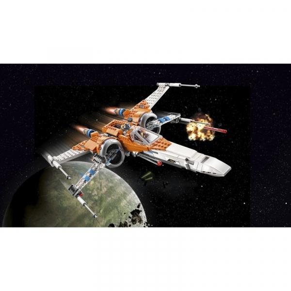 Lego Star Wars: Myśliwiec X-Wing Poe Damerona (75273)