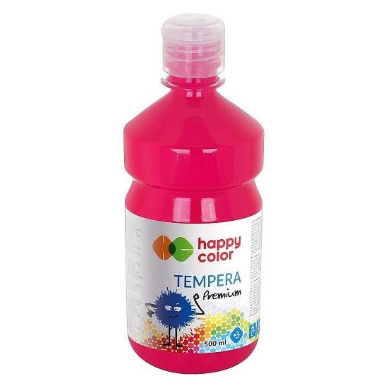 Farba tempera 500 ml - magenta (305815)