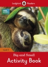 BBC Earth: Big and Small Activity Book