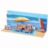 Kartki 3D - Beach Day