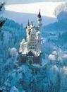 Puzzle 1500 Zamek zimą (162192)