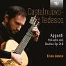 Castelnuovo-Tedesco: Appunti Op.210
