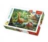 Puzzle 60: Wędrówka dinozaurów