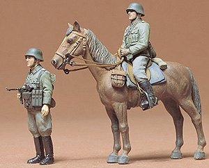 TAMIYA German Wehrmacht Infantry (35053)