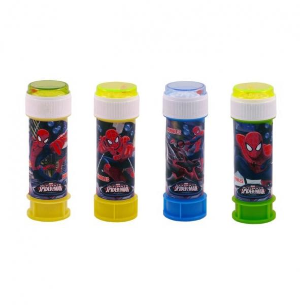 Bańki mydlane 60 ml - Spider-man (5513005)