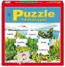 Puzzle ortograficzne Ortograficzne kwiatki
