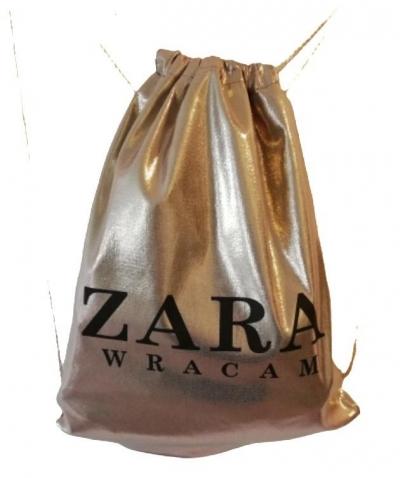 Worek szkolny plecak WR1058 Zara wracam