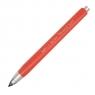Ołówek automatyczny 5,6mm 12cm Versatil Kubuś 5347 - czerwony (68372)