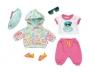 Baby born - Zestaw wygodnych ubranek na rower