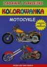Motocykle Kolorowanka