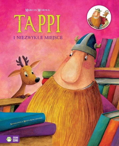 Tappi i niezwykłe miejsce cz. 3 - Tappi i przyjaciele Mortka Marcin