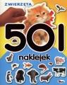 Zwierzęta 501 naklejek