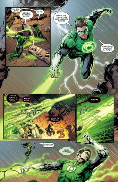 Liga Sprawiedliwości. Wojna Darkseida, część 1. Tom 7 Johns Geoff