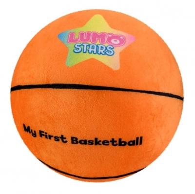 Lumo Stars pluszowa piłka Basketball