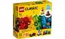 Lego Classic: Klocki na kołach (11014)