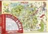Kolororamka. Mapa Polski praca zbiorowa