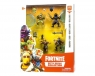 Figurki Fortnite 4-pak z akcesoriami Legendarny Squad (MFN63508)od 8 lat