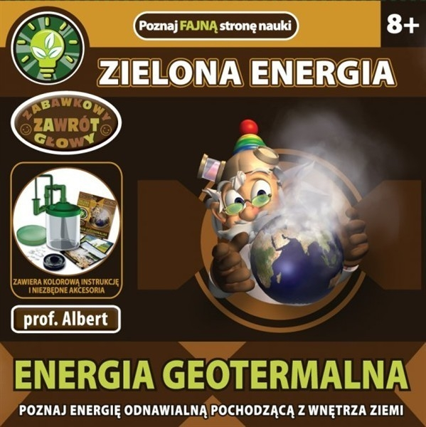 DROMADER Prof.Albert Energia Geotermalna