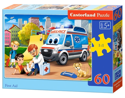 Puzzle First Aid 60