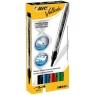 Marker suchościeralny Velleda Liquid Ink medium mix kolorów 4 sztuki