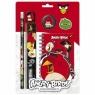 Zestaw 6 przyborów szkolnych Angry Birds