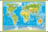 Zwierzęta Świata mapa ścienna dla dzieci ArtGlob