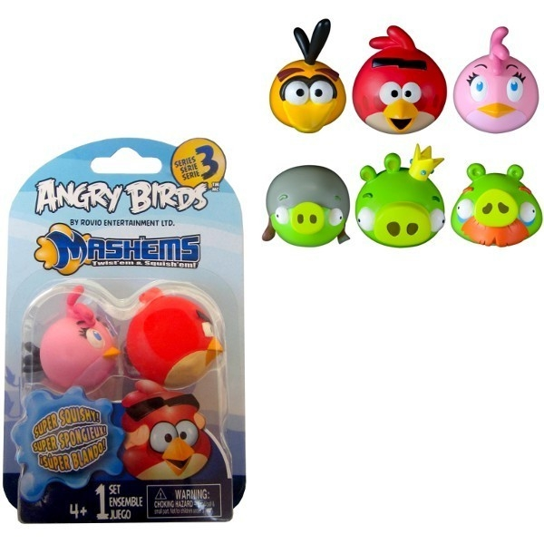 EPEE Angry Birds seria 3, 2 pack blister