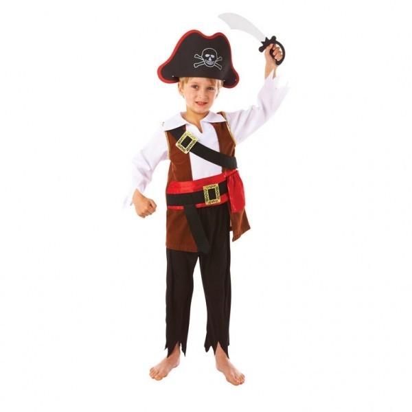 Kostium 3-5 lat Pirat (994976)
