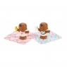 Little People: Figurki Bliźniaki bobasy z akcesoriami - motyw liska
