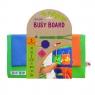 Busy Board - gra edukacyjna, 3 panele (RZ1001-01) Wiek: 3+