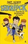 Sherlock i tajemnica znikającego brylantu Hearn Sam