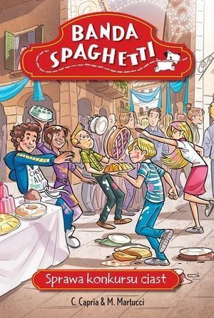 Banda Spaghetti - Sprawa konkursu ciast Capria Carolina, Martucci Mariella