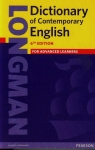 Longman Dictionary of Contemporary English for advanced learners
