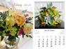 Kalendarz 2019 wieloplanszowy Kwiaty Jurkowlaniec Marek