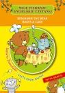 Moje pierwsze angielskie czytanki. Benjamin the bear bakes a cake