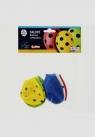 Balony Premium Piłka nożna 5 sztuk