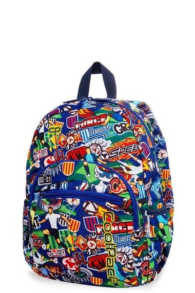 3c0903415cbe6 Coolpack - Mini - Plecak dziecięcy - Football Cartoon (B27036 ...
